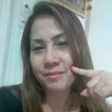 Natthinee Yordparng, 48, Ban Bueng, Thailand