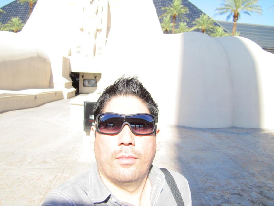Elías Valenzuela, 38, Chihuahua, Mexico