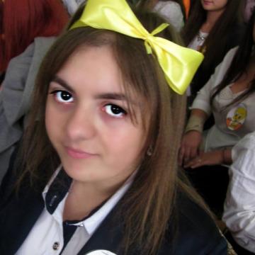 Ungureanu Nicolina, 21, Kishinev, Moldova