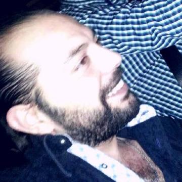 Fatih Aslan, 34, Istanbul, Turkey