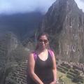 Lia Alzamora, 25, Cusco, Peru