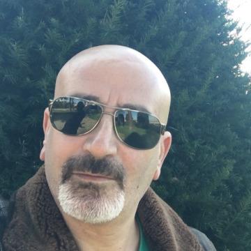 Haci Özkaplan, 41, Istanbul, Turkey