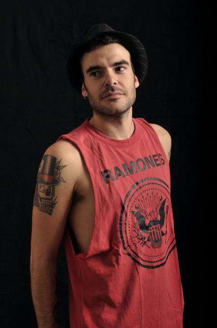 benji vazquez, 31, Vevey, Switzerland