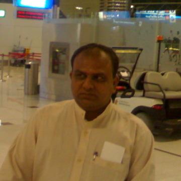 irfan pirani, 48, Karachi, Pakistan