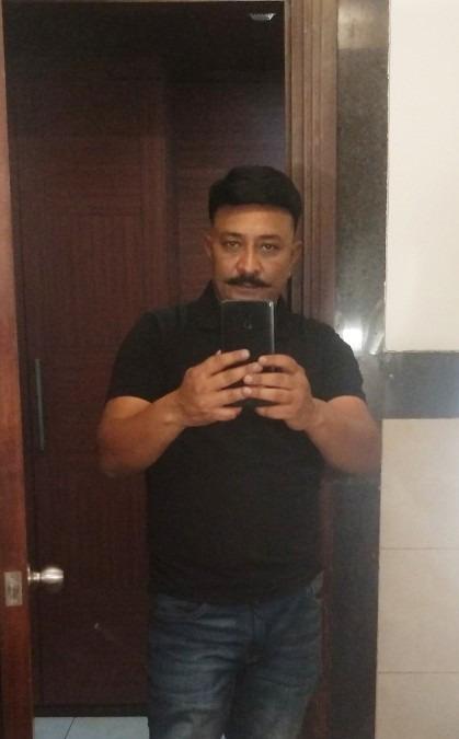 Antriksh, 36, Mumbai, India