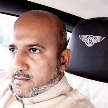 Maged Alfarhan, 39, Bishah, Saudi Arabia