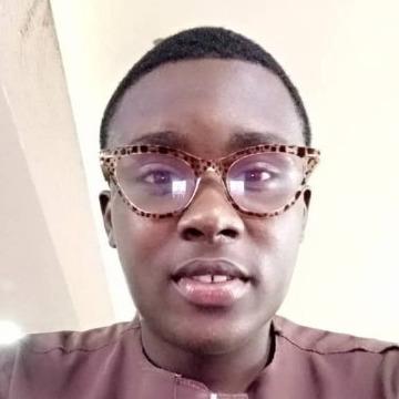 Emmanuel, 22, Dubai, United Arab Emirates