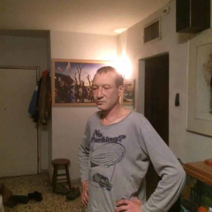 Roman Gaft, 51, Tel Aviv, Israel