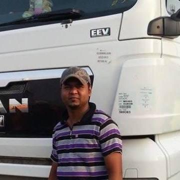 Gayan Harshana, 38, Doha, Qatar