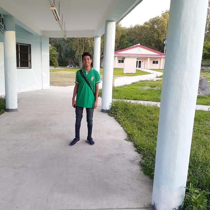 Angel Dueñas, 18, La Ceiba, Honduras