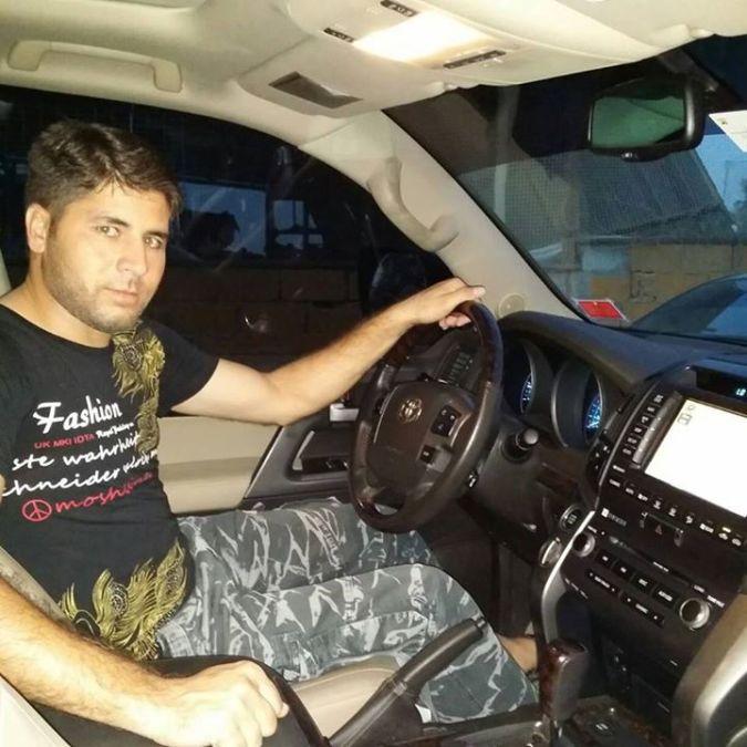 Attaullah khan, 35, Dubai, United Arab Emirates