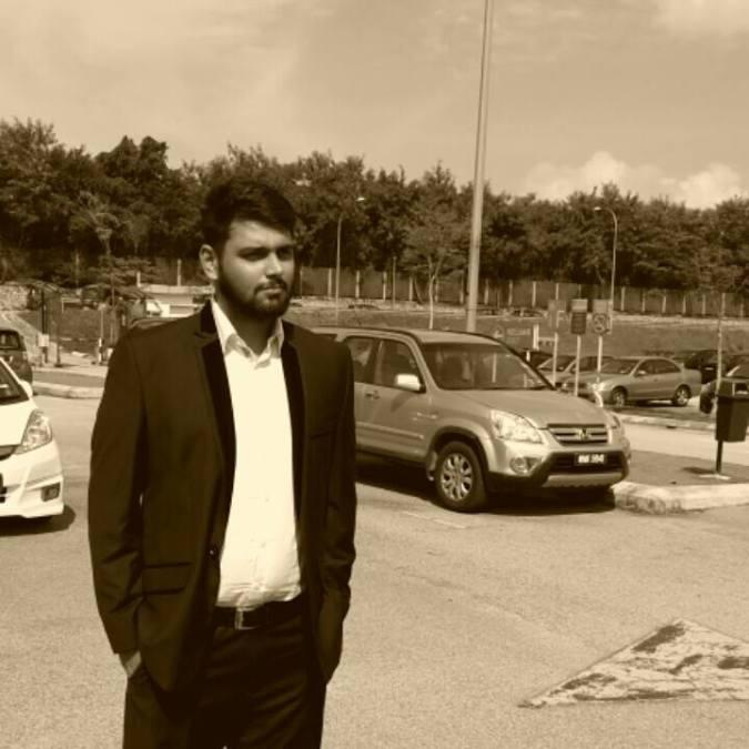 Arslan Akhtar, 30, Lahore, Pakistan