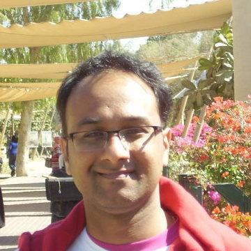 Santosh Kumar, 41, Dubai, United Arab Emirates