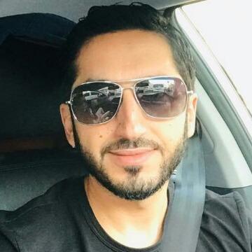 Mohamad Horo, 37, Dubai, United Arab Emirates