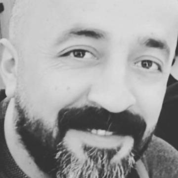 Hamza Dinç, 40, Van, Turkey