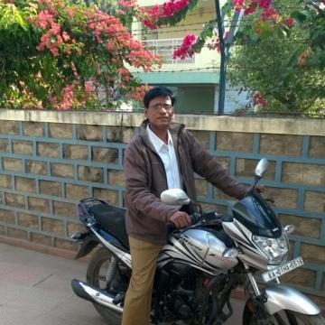 kumara , 53, Bangalore, India