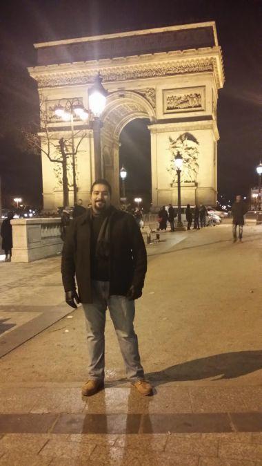 Ahmad, 37, Kuwait City, Kuwait