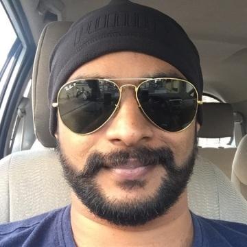 Shibu, 29, Ernakulam, India