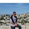 Bilgin Mercan, 35, Istanbul, Turkey