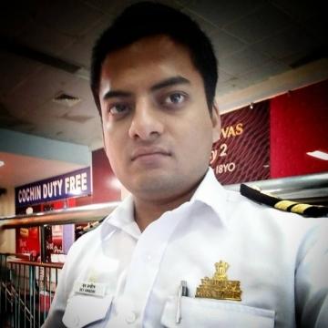 Dev Asheesh, 30, Singapore, Singapore