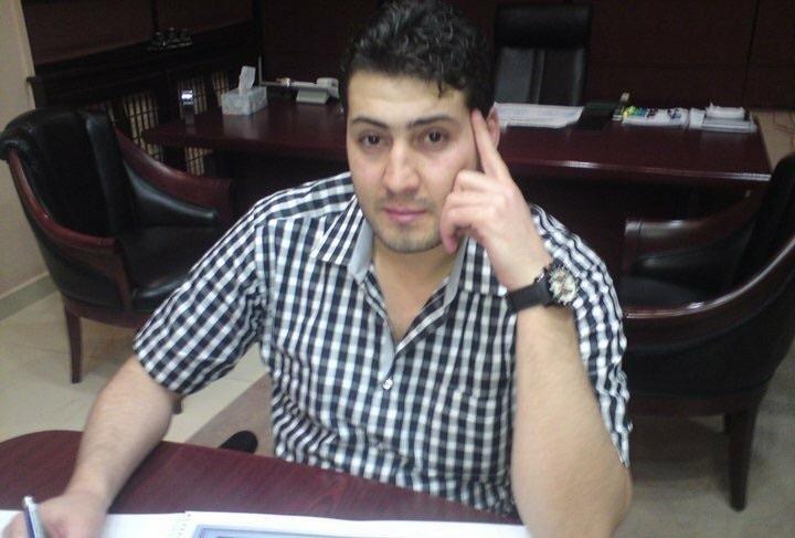 Alaa Hajjar, 37, Sheffield, United Kingdom