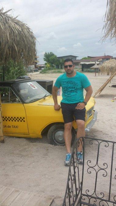 Florin Roman, 39, Bucharest, Romania