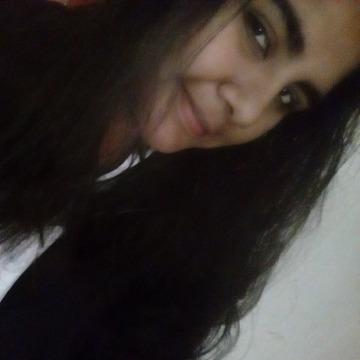 Cristina Piza, 21, Tacna, Peru
