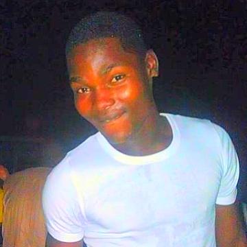 Nicholas, 33, Lagos, Nigeria