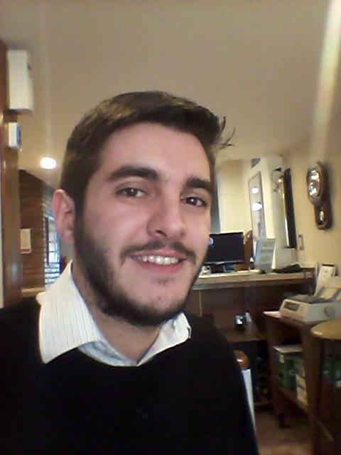 Federico Molto, 32, Mendoza, Argentina