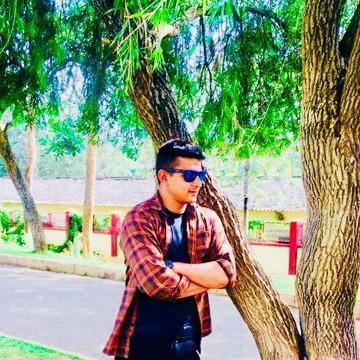 Siddharth Roy, 30, New Delhi, India