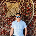 Andrew Aung, 30, Yangon, Myanmar