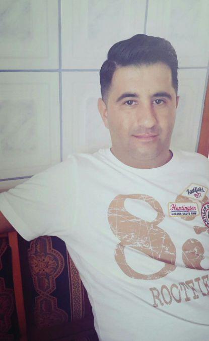 Taşkın, 35, Izmir, Turkey