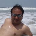 Rajnikant, 43, Rajkot, India