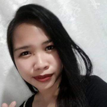 Fritzie Cornelia, 24, Dumaguete City, Philippines