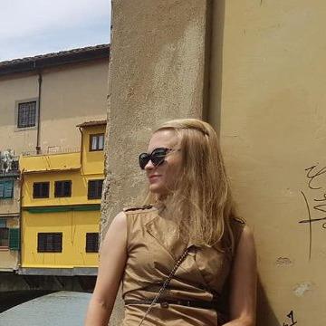 Olga Kutina, 29, Yekaterinburg, Russian Federation
