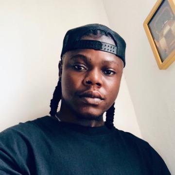 KliQue Capone, 22, Accra, Ghana