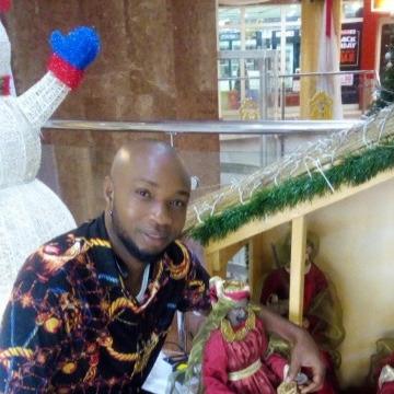Richard liu, 31, Abuja, Nigeria