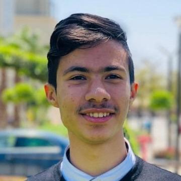 Ibrahim, 19, Jeddah, Saudi Arabia