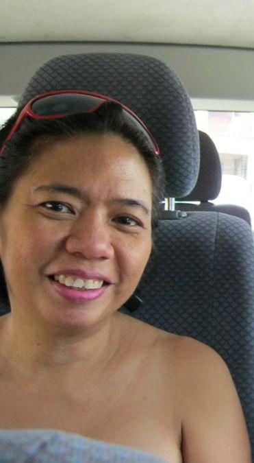 Ces Carangan, 57, Cainta, Philippines