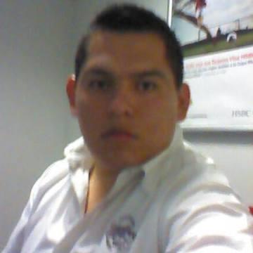Irving a López Nieva, 37, Mexico City, Mexico