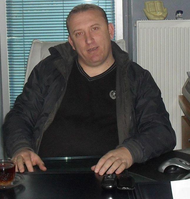 Ibrahim Yılmaz, 45, Istanbul, Turkey
