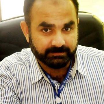 Hamid, 40, Lahore, Pakistan