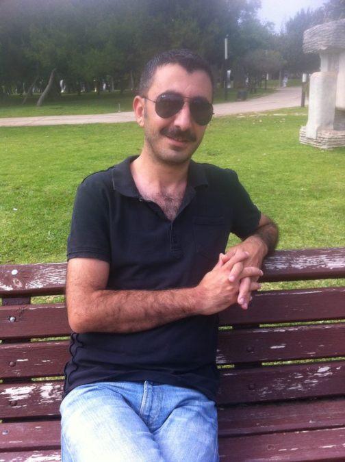 Ahmet Yakın, 38, Antalya, Turkey