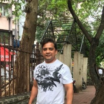 Rakessh, 33, Mumbai, India