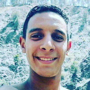 Mohamad Azzouzi, 24, Mmathethe, Botswana