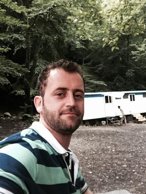 Muhedeen Esmael, 33, Sulaimania, Iraq