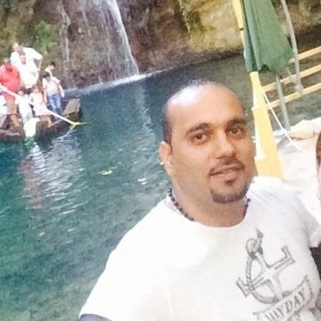 Moe Fahs, 38, Doha, Qatar