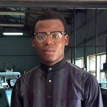Barthlomew Obiakor, 29, Lagos, Nigeria