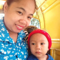 Ronna Efondo, 22, Sibalom, Philippines