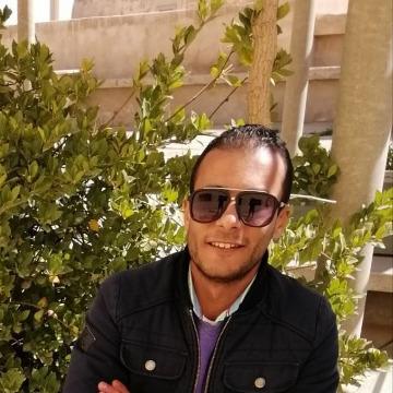 Michael Rafik, 28, Cairo, Egypt